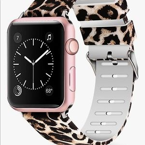 Marge Plus Compatible w/ Apple Watch Band 42/44mm